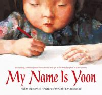 My Name is Yoon cover