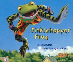 Finklehopper Frog cover