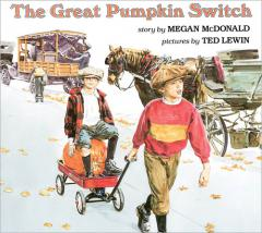 The Great Pumpkin Switch cover