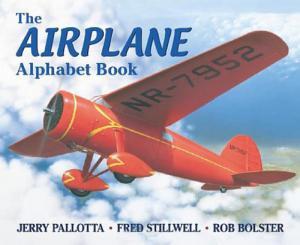 Airplane Alphabet Book cover