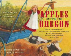 Apples to Oregon cover