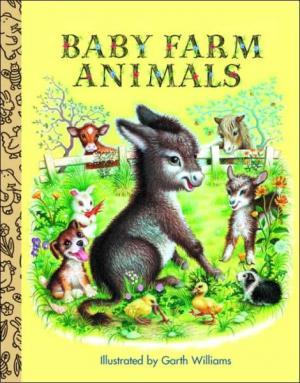 Baby Farm Animals cover
