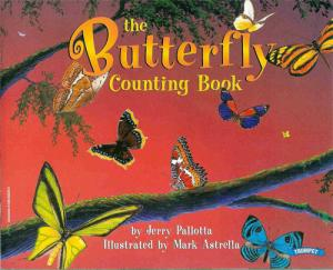 The Butterfly Counting Book cover