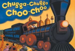 Chugga-Chugga Choo-choo cover