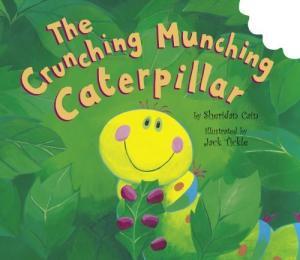 The Crunching Munching Caterpillar cover