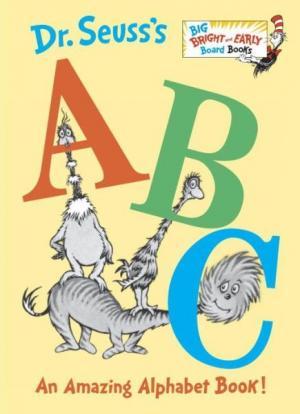 Dr. Seuss's ABC cover