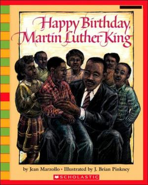 Happy Birthday, Martin Luther King, Jr. cover