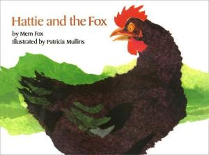 Hattie and the Fox cover