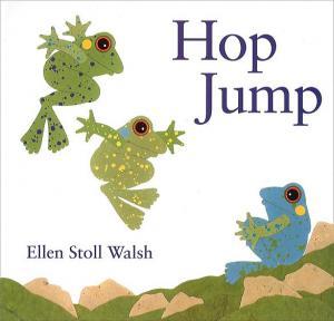 Hop Jump cover