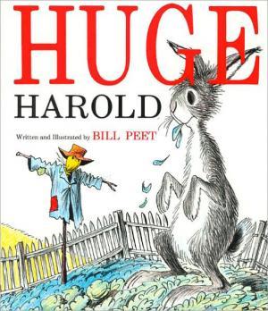 Huge Harold cover