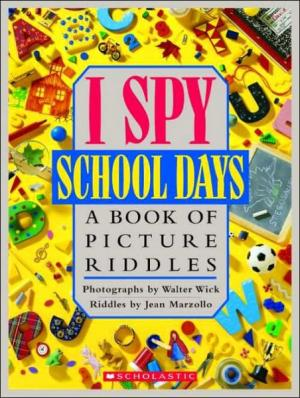 I Spy School Days cover