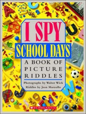 I Spy School Days cover
