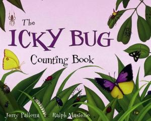 The Icky Bug Counting Book cover