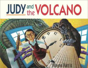 Judy and the Volcano cover