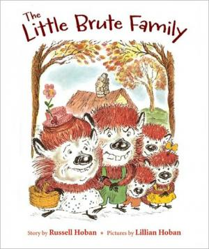 The Little Brute Family cover