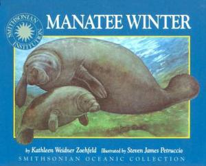 Manatee Winter cover