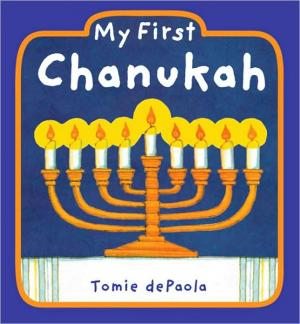 My First Chanukah cover