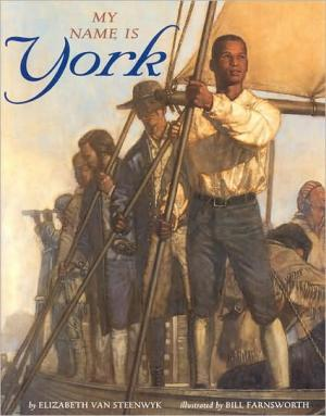 My Name Is York cover