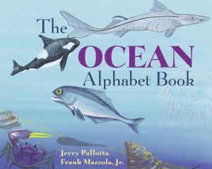 The Ocean Alphabet Book cover