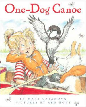 One-Dog Canoe cover