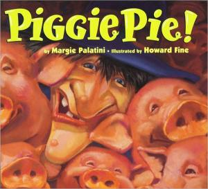 Piggie Pie! cover