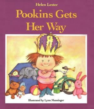 Pookins Gets Her Way cover