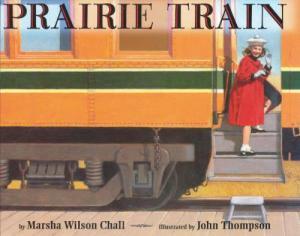 Prairie Train cover