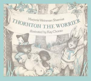 Thornton the Worrier cover