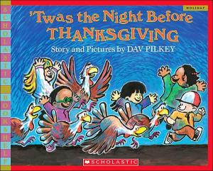 Twas the Night Before Thanksgiving cover