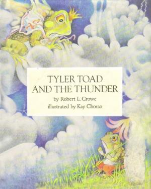 Tyler Toad and the Thunder cover