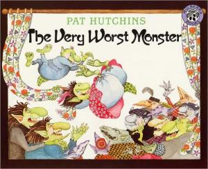 The Very Worst Monster cover
