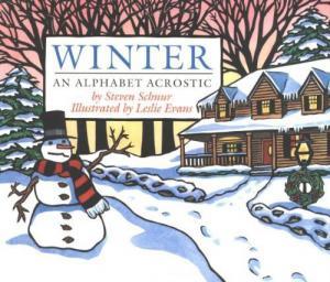 Winter An Alphabet Acrostic cover