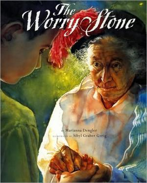 The Worry Stone cover